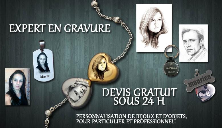 bijoux personnalisé